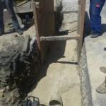 Zberače Brvnište - AJ - výstavba kanalizácie