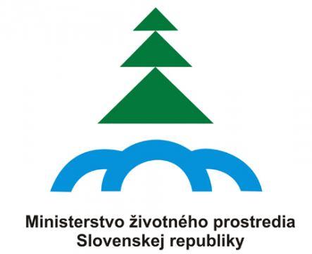 logo MŽP SR